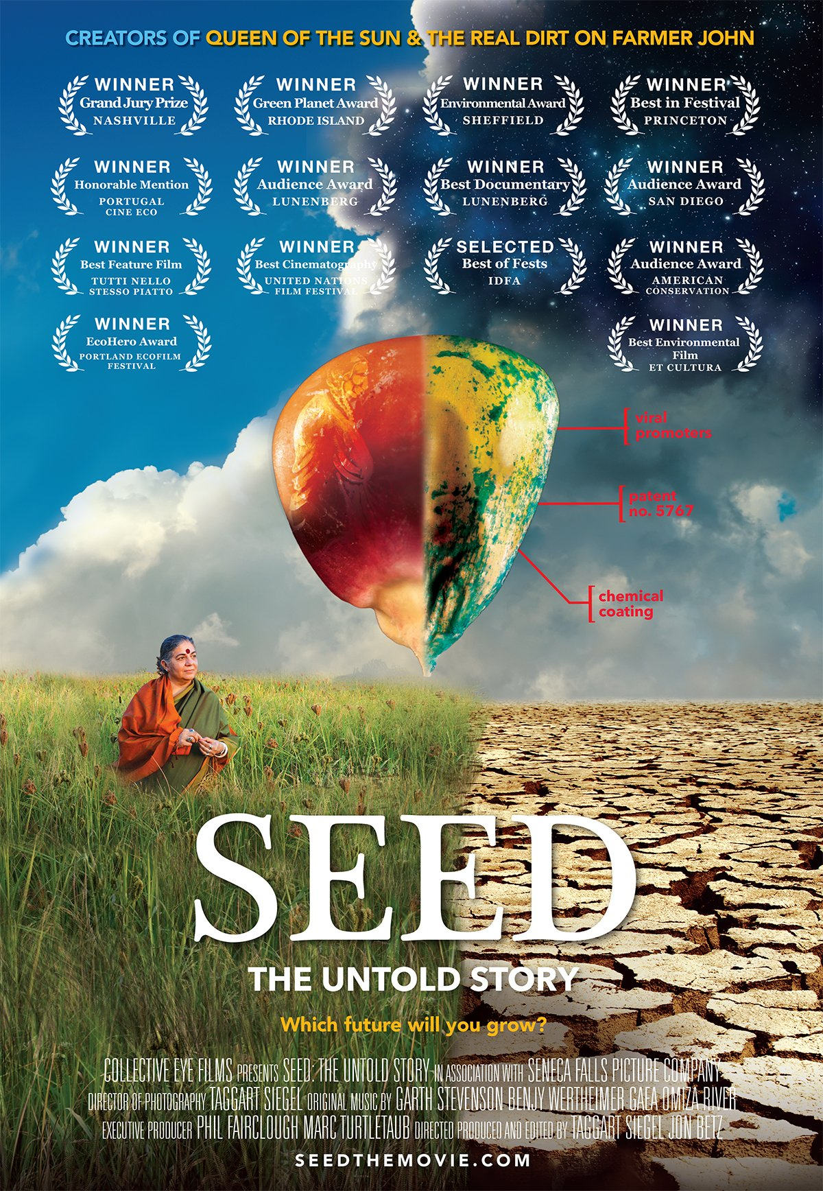 Film Nominee Seed: The Untold Story