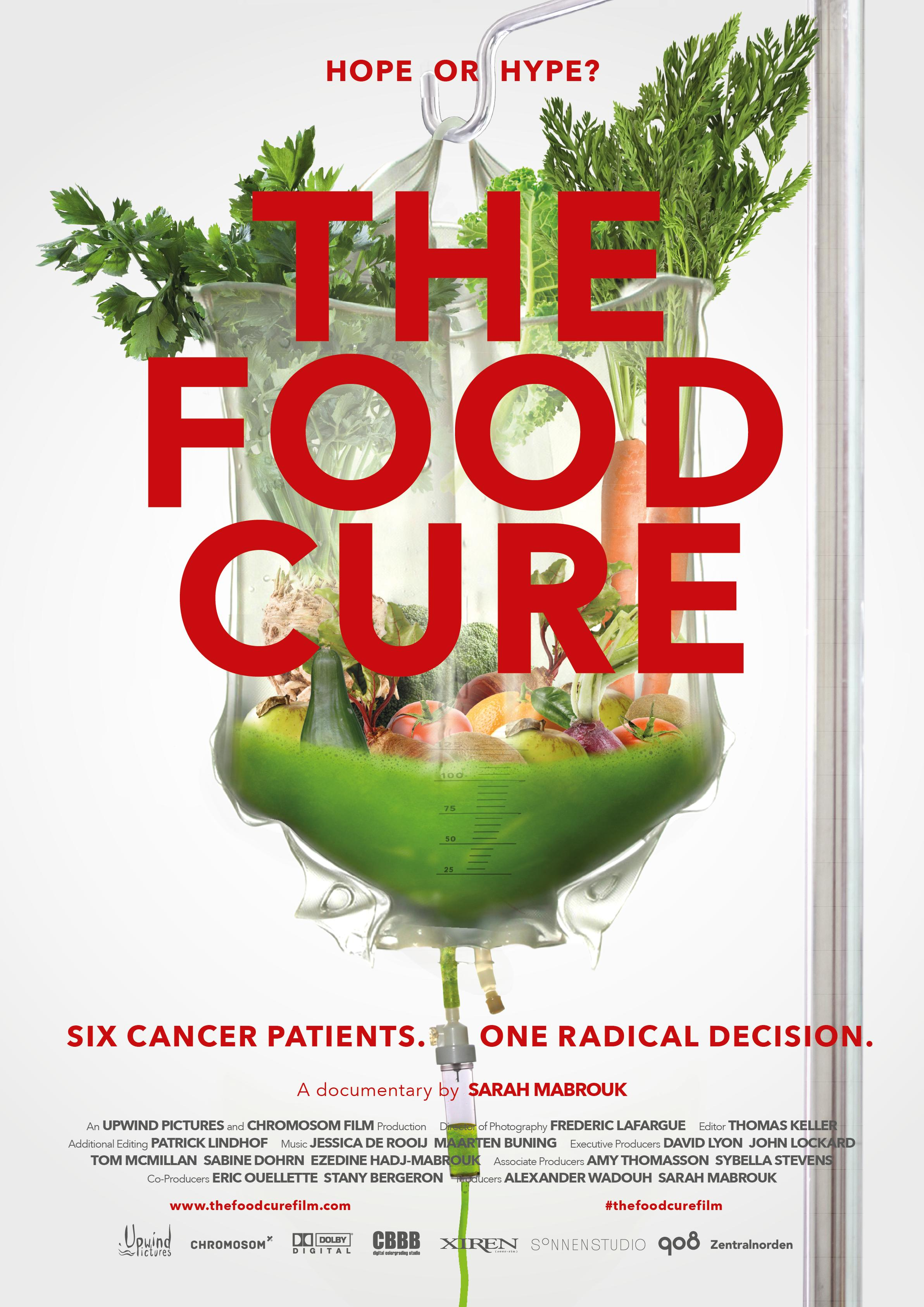 Film Nominee The Food Cure